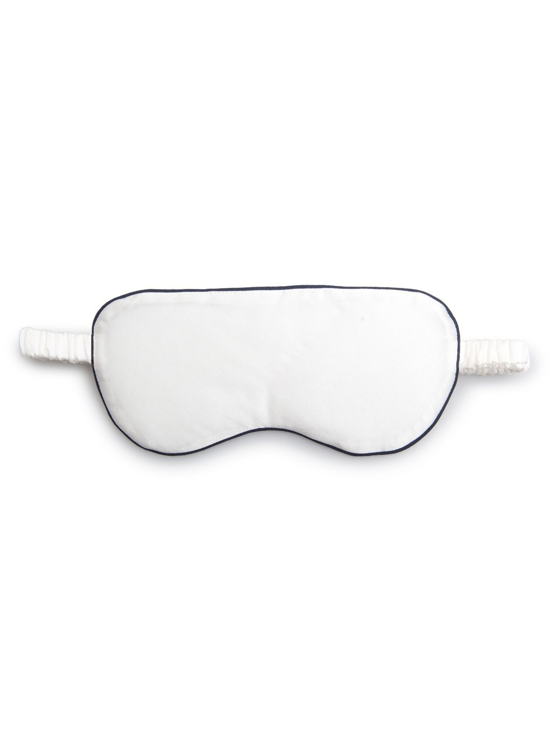 Eye Mask Bailey Pure Silk Satin Ivory