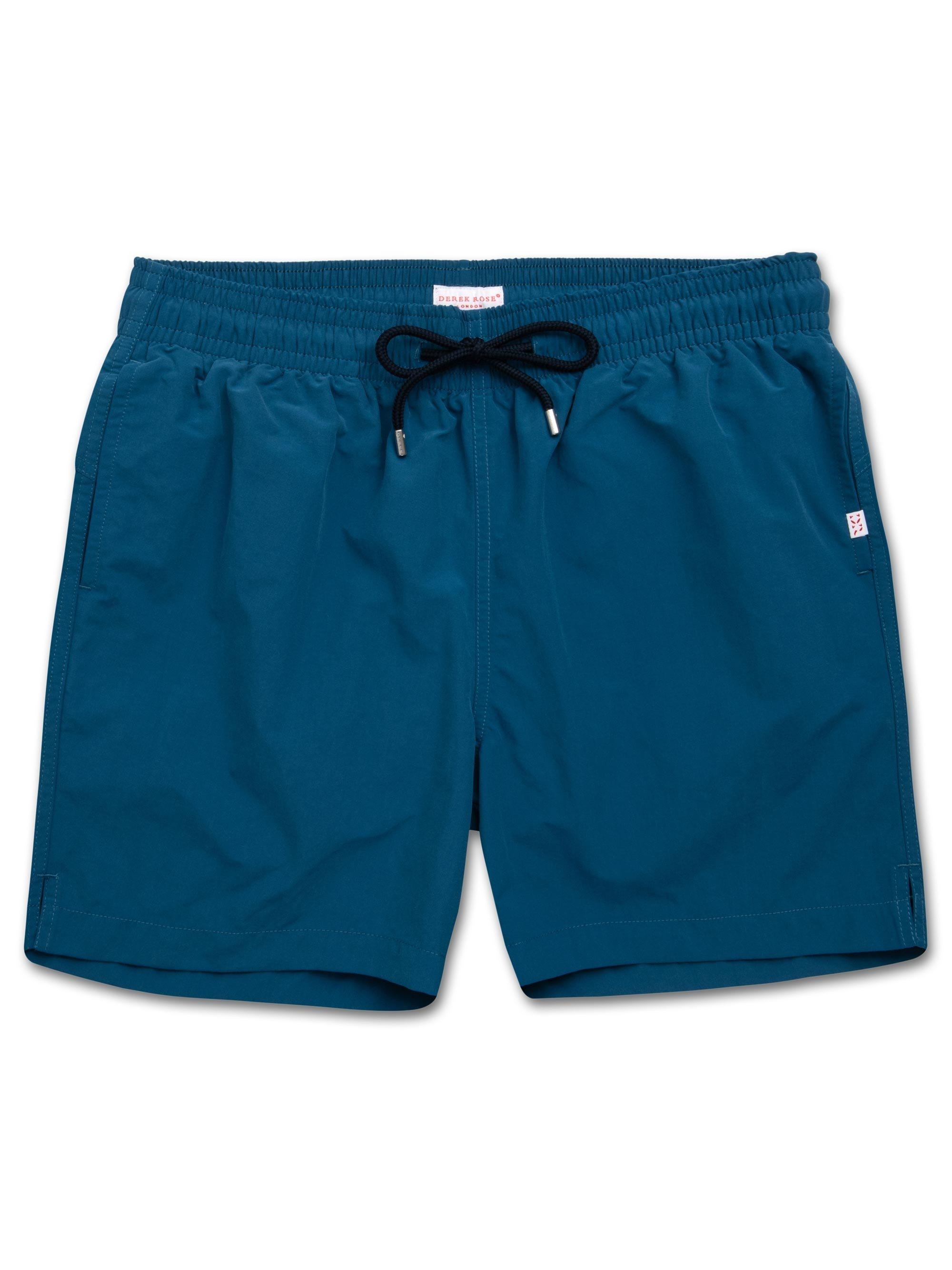 Men's Classic Fit Swim Shorts Aruba Ocean