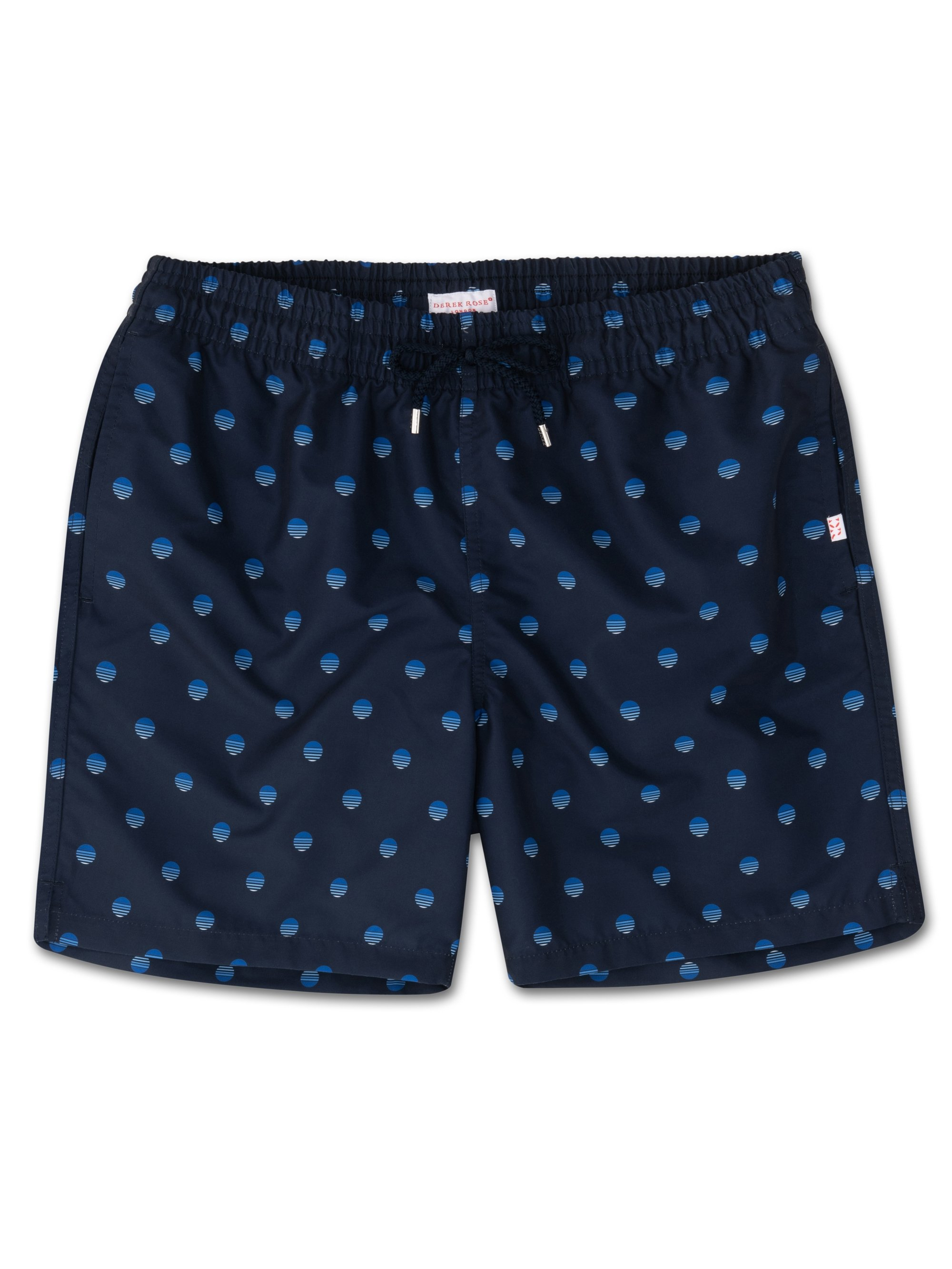 Men's Classic Fit Swim Shorts Tropez 5 Navy