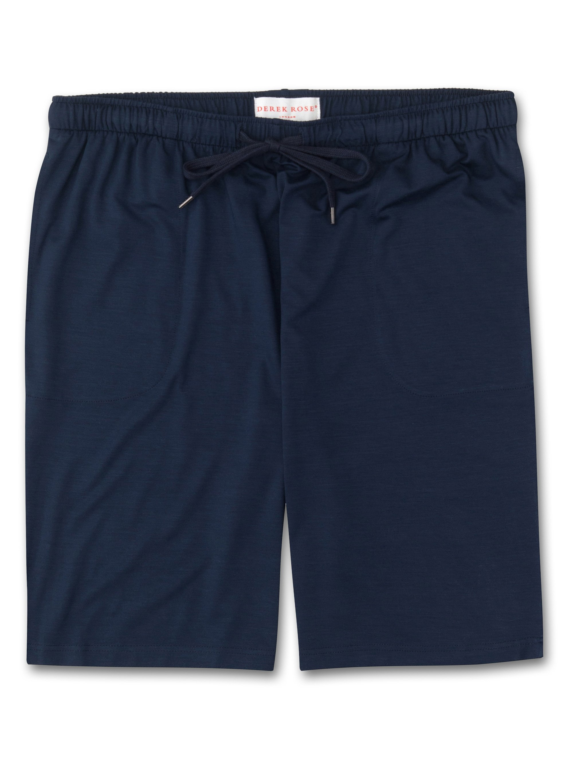 Men's Jersey Shorts Basel Micro Modal Stretch Navy