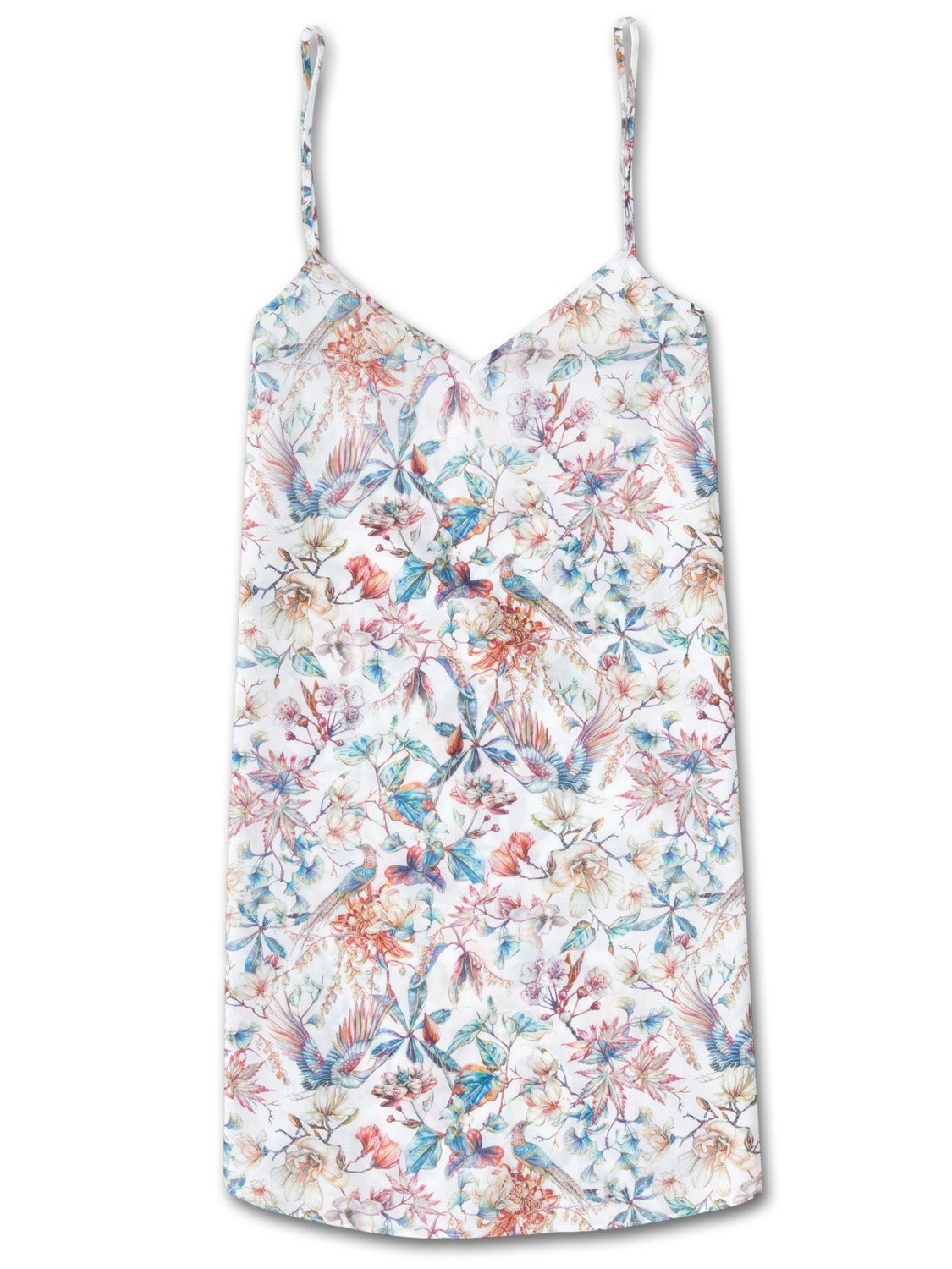 Women's Chemise Ledbury 14 Cotton Batiste Multi