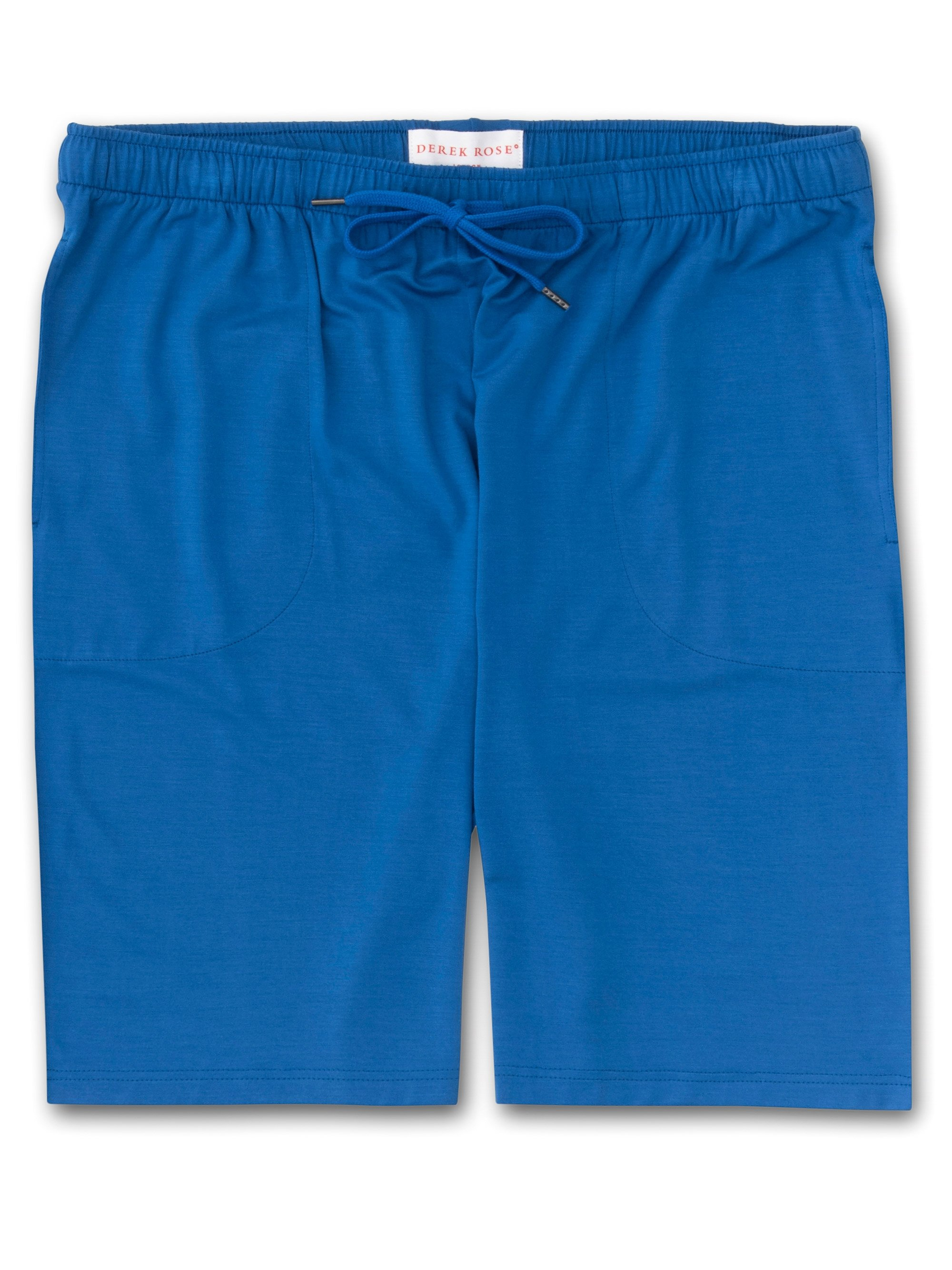 Men's Jersey Shorts Basel 8 Micro Modal Stretch Blue