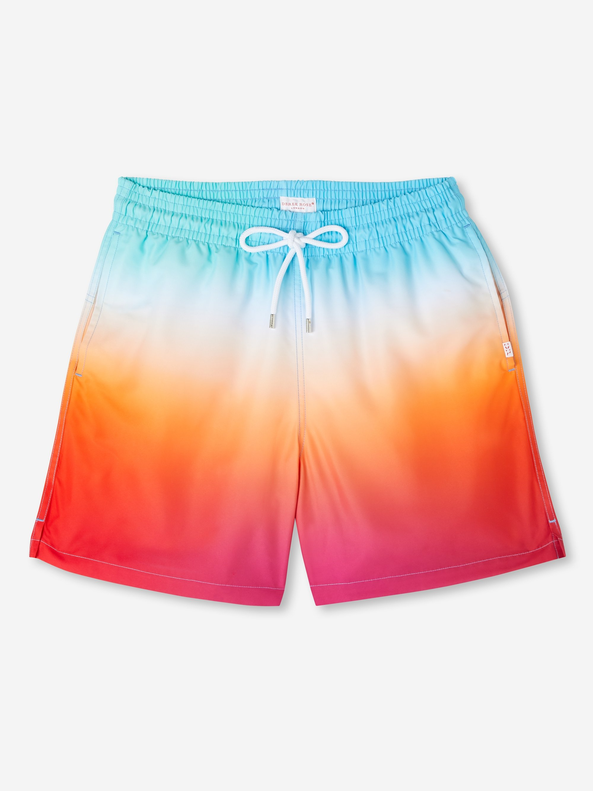 Men's Classic Fit Swim Shorts Oahu 3 Multi