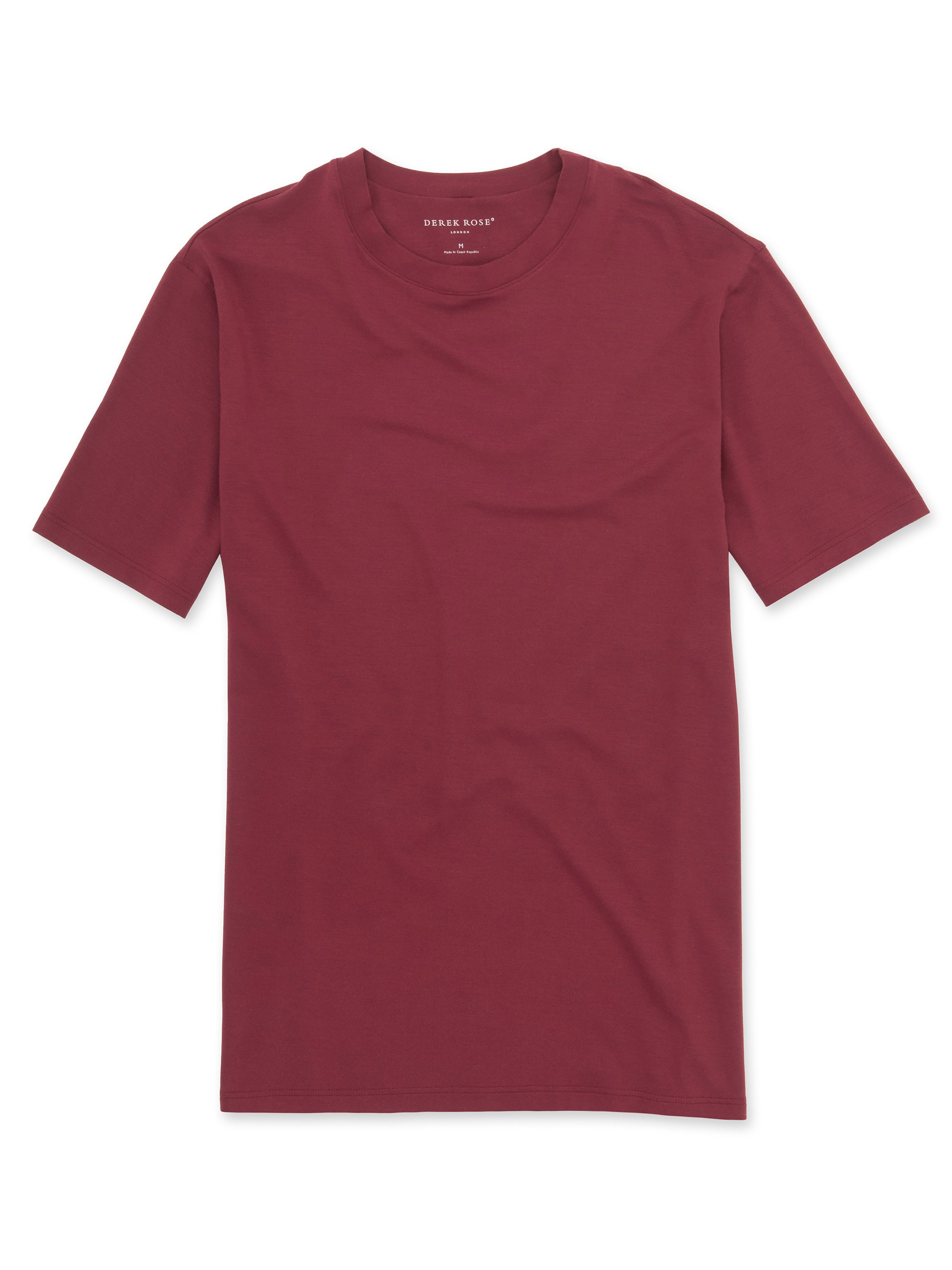 Basel 1 Burgundy Mens T-Shirt