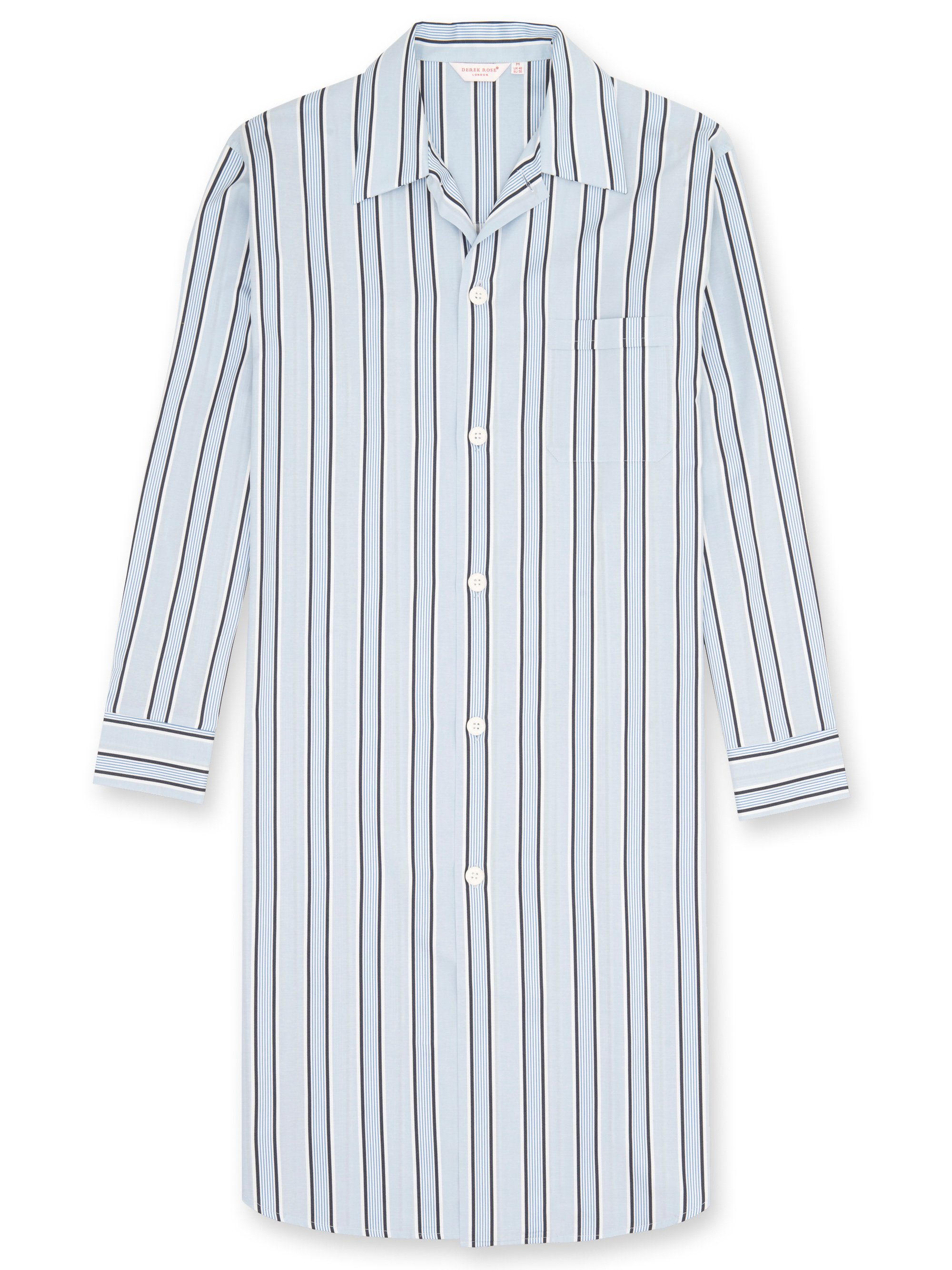 Mayfair 65 Blue Nightshirt