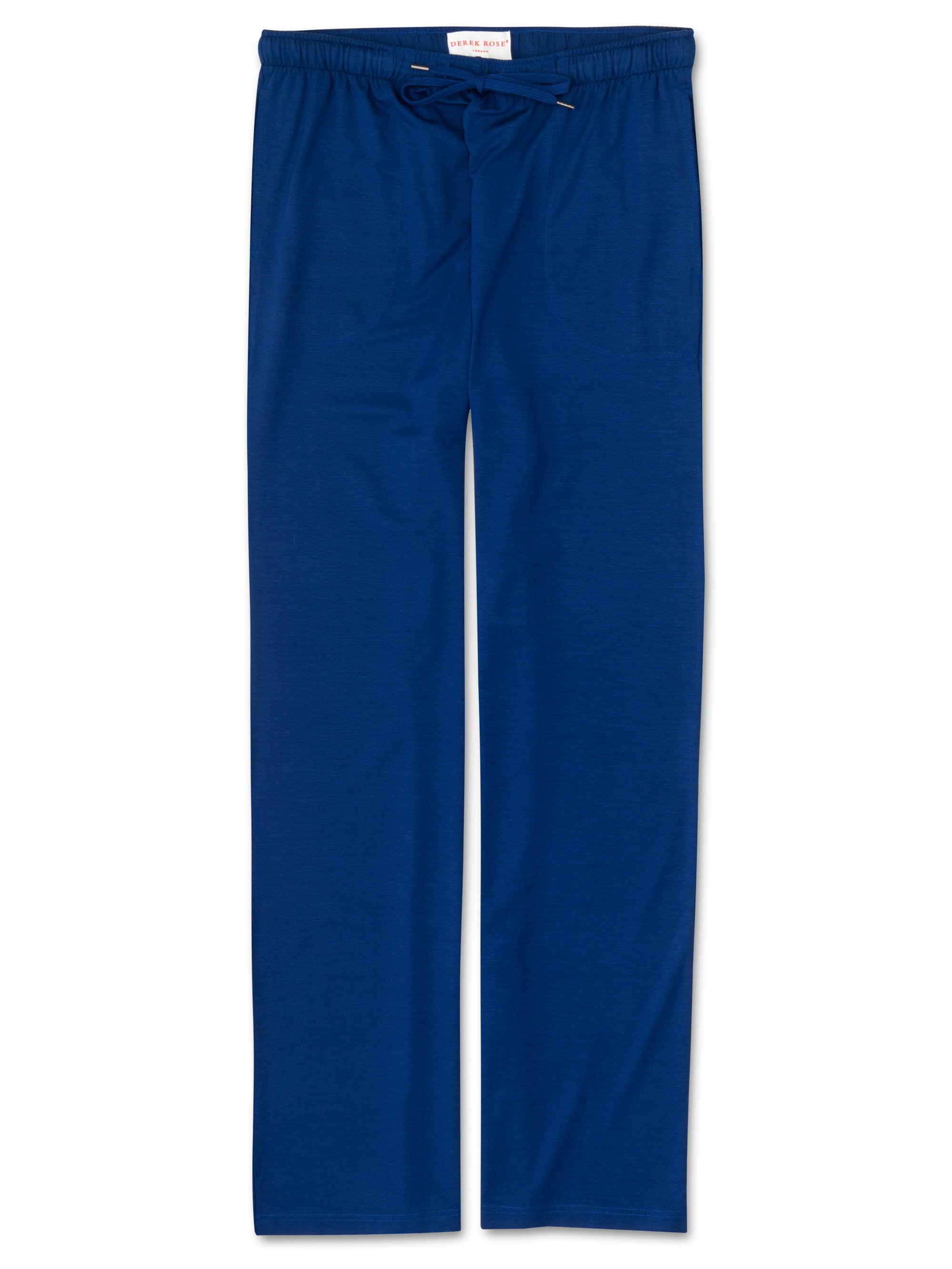 Men's Jersey Trousers Basel Micro Modal Stretch Midnight