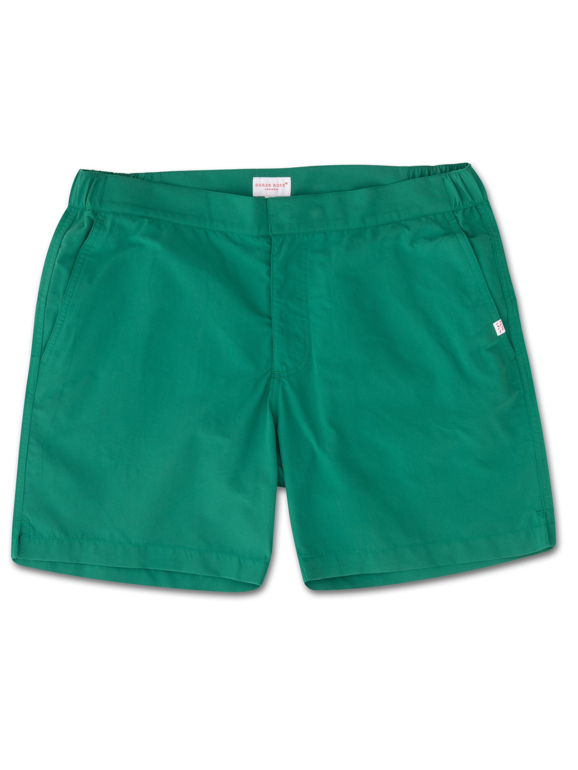 Men's Modern Fit Swim Shorts Aruba Green