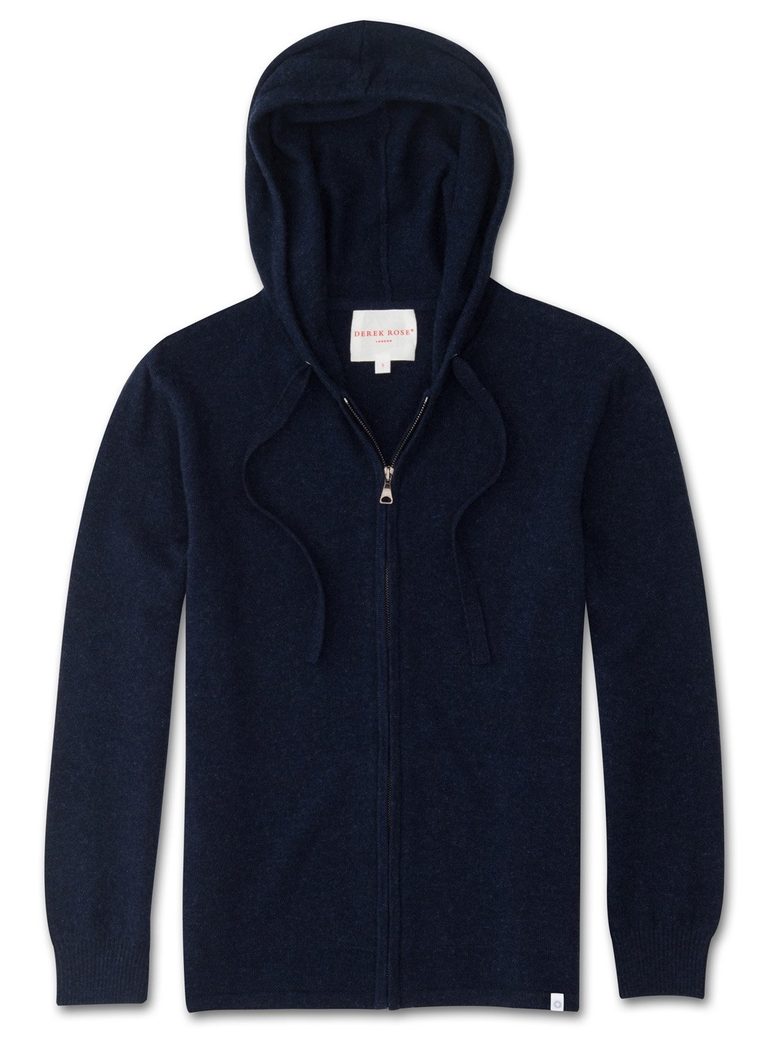 Women's Cashmere Hoodie Finley Pure Cashmere Midnight