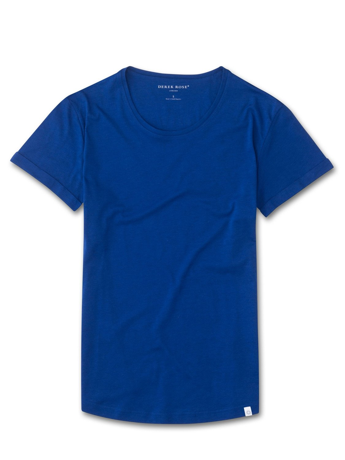 Women's Leisure T-Shirt Riley Pima Cotton Blue