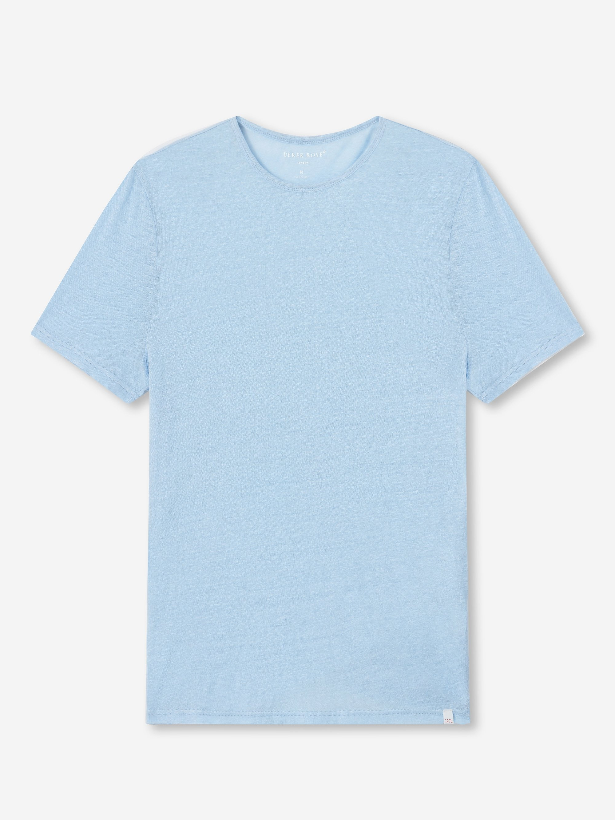 Men's Linen Short Sleeve T-Shirt Jordan 2 Pure Linen Sky