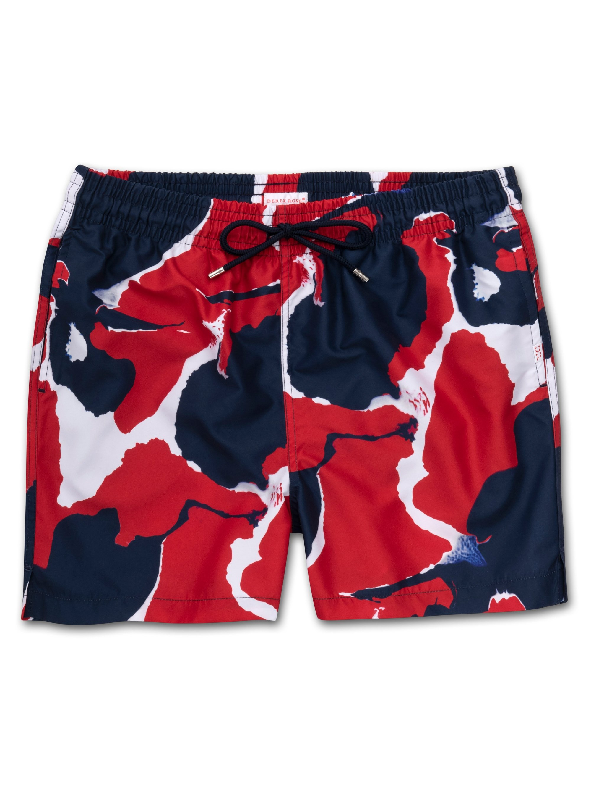 Men's Short Classic Fit Swim Shorts Maui 29 Red