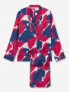 Women's Pyjamas Brindisi 61 Pure Silk Satin Multi