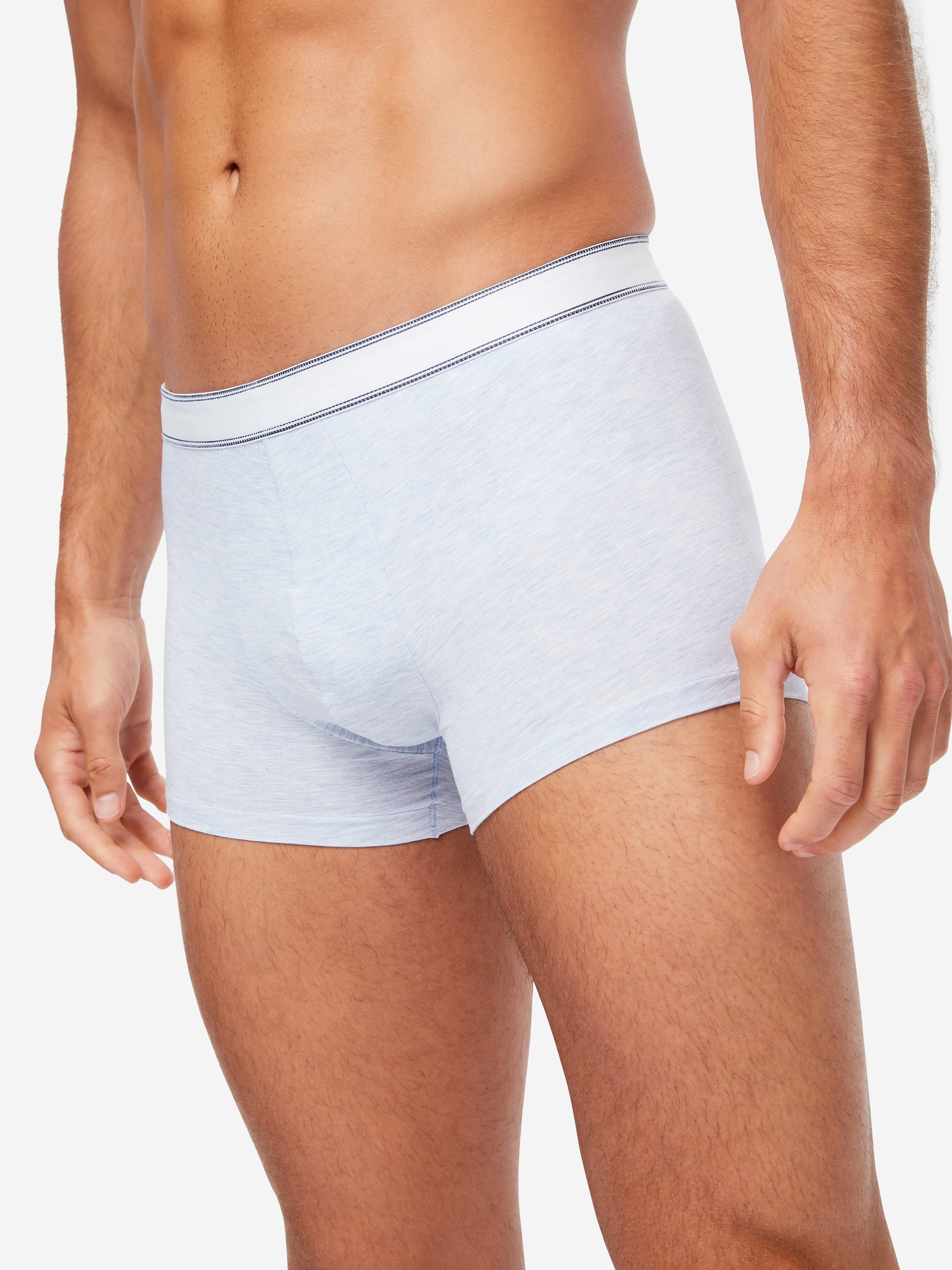 Men's Hipster Ethan Micro Modal Stretch Blue