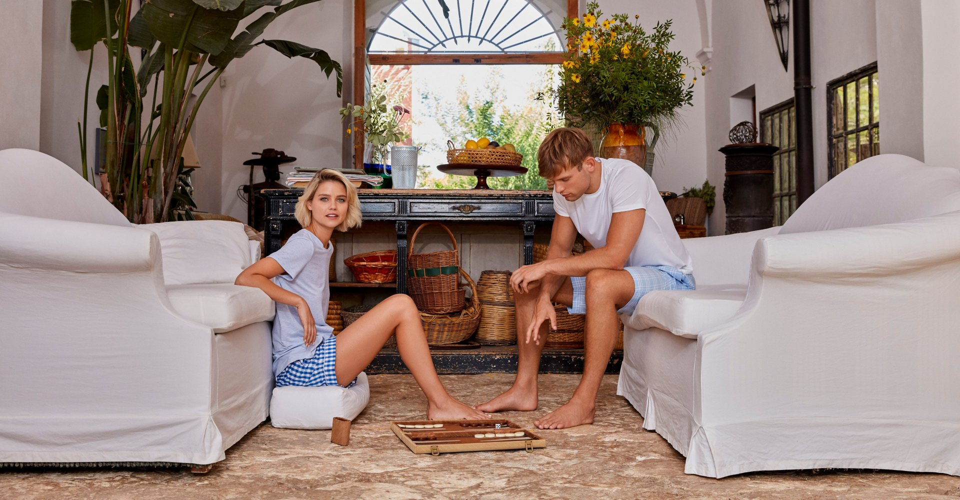 Loungewear for Him and Her