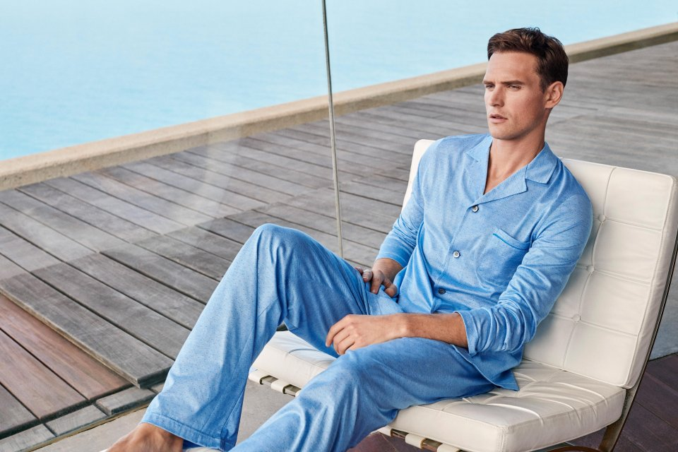 Men s Jersey Pajamas 85cbd50fa