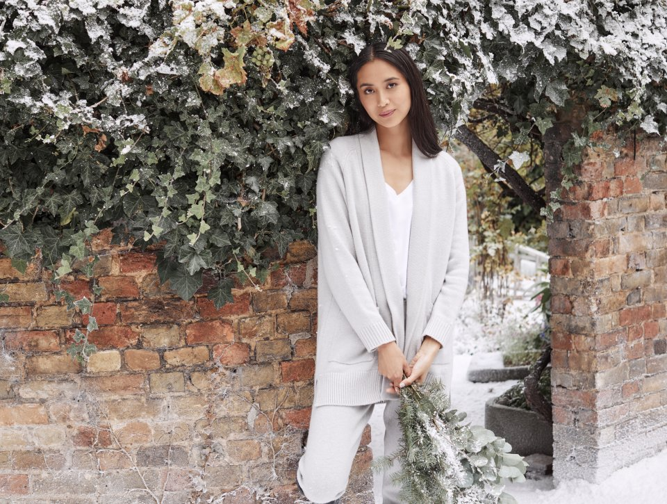 Luxurious Cashmere For Her