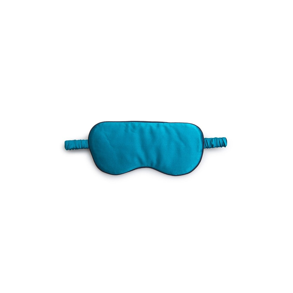 Women's Eyemask Bailey Silk Teal